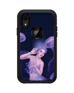Mermaid and Jellyfish Otterbox Defender iPhone Skin