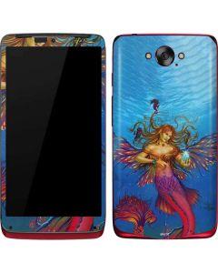 Mermaid Water Fairy Motorola Droid Skin