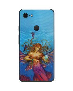 Mermaid Water Fairy Google Pixel 3 XL Skin