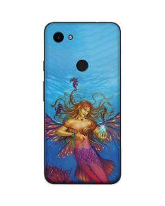 Mermaid Water Fairy Google Pixel 3a Skin