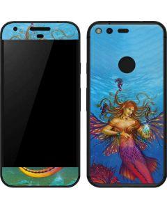 Mermaid Water Fairy Google Pixel Skin