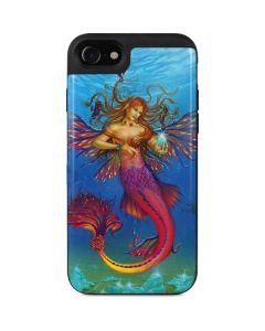 Mermaid Water Fairy iPhone SE Wallet Case