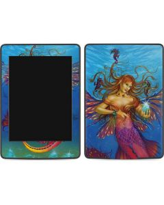 Mermaid Water Fairy Amazon Kindle Skin
