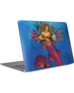 Mermaid Water Fairy Apple MacBook Air Skin