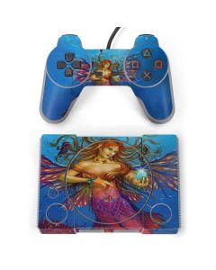 Mermaid Water Fairy PlayStation Classic Bundle Skin