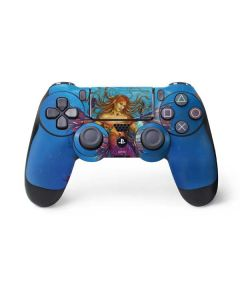 Mermaid Water Fairy PS4 Pro/Slim Controller Skin