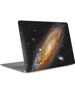 Messier 31 the Andromeda Galaxy Apple MacBook Air Skin