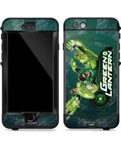 Metal Green Lantern LifeProof Nuud iPhone Skin