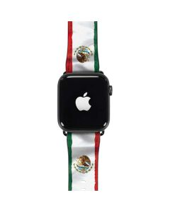 Mexico Flag Apple Watch Case