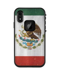 Mexico Flag Distressed LifeProof Fre iPhone Skin