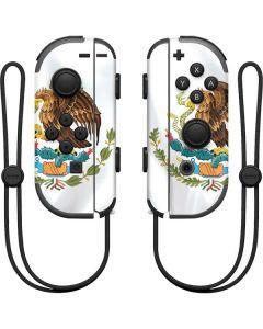 Mexico Flag Nintendo Joy-Con (L/R) Controller Skin