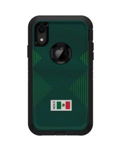 Mexico Soccer Flag Otterbox Defender iPhone Skin