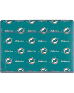 Miami Dolphins Blitz Series Galaxy Book Keyboard Folio 12in Skin