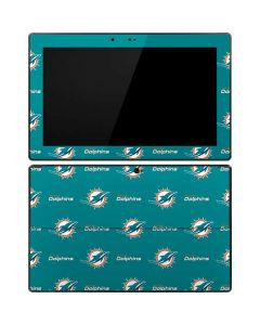Miami Dolphins Blitz Series Surface Pro Tablet Skin