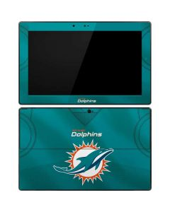Miami Dolphins Team Jersey Surface RT Skin