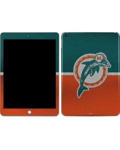 Miami Dolphins Vintage Apple iPad Skin