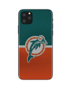 Miami Dolphins Vintage iPhone 11 Pro Max Skin