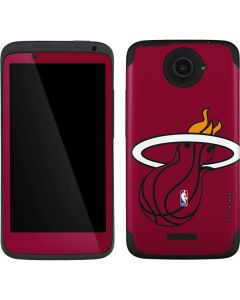 Miami Heat Large Logo One X Skin