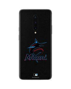 Miami Marlins Alternate Distressed OnePlus 7 Pro Skin