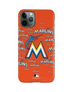 Miami Marlins Blast iPhone 11 Pro Lite Case