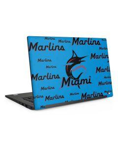 Miami Marlins Blast Dell Latitude Skin