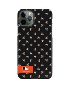 Miami Marlins Full Count iPhone 11 Pro Lite Case