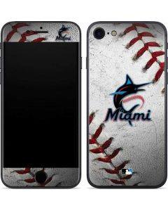 Miami Marlins Game Ball iPhone 7 Skin