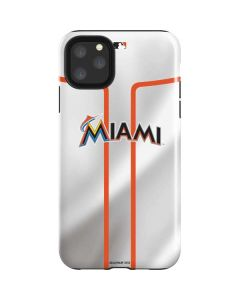 Miami Marlins Home Jersey iPhone 11 Pro Max Impact Case