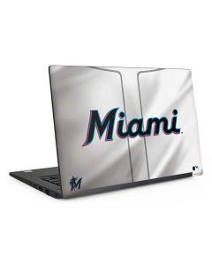 Miami Marlins Home Jersey Dell Latitude Skin