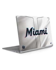 Miami Marlins Home Jersey Surface Book 2 13.5in Skin