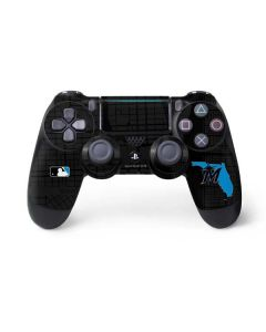 Miami Marlins Home Turf PS4 Pro/Slim Controller Skin