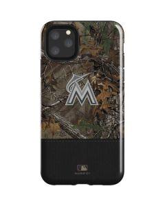 Miami Marlins Realtree Xtra Camo iPhone 11 Pro Max Impact Case