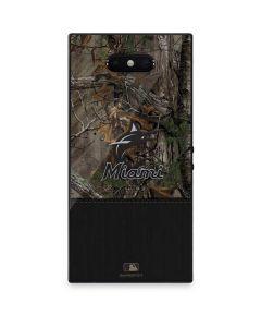 Miami Marlins Realtree Xtra Camo Razer Phone 2 Skin