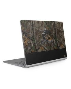 Miami Marlins Realtree Xtra Camo Surface Book 2 13.5in Skin