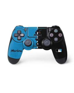 Miami Marlins Split PS4 Pro/Slim Controller Skin