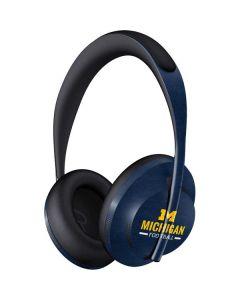 Michigan Football Bose Noise Cancelling Headphones 700 Skin