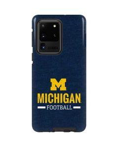 Michigan Football Galaxy S20 Ultra 5G Pro Case