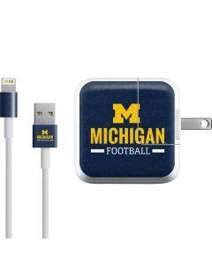Michigan Football iPad Charger (10W USB) Skin