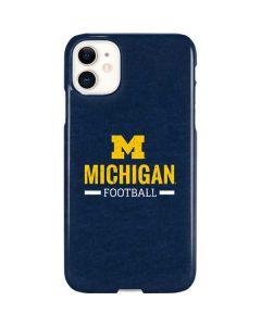 Michigan Football iPhone 11 Lite Case