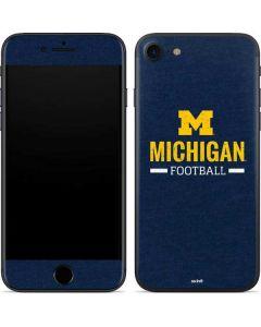 Michigan Football iPhone SE Skin