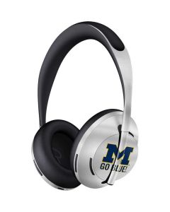 Michigan Go Blue Bose Noise Cancelling Headphones 700 Skin