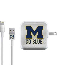 Michigan Go Blue iPad Charger (10W USB) Skin