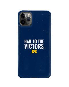 Michigan Hail to the Victors iPhone 11 Pro Max Lite Case