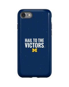 Michigan Hail to the Victors iPhone SE Pro Case