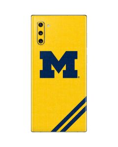 Michigan Large Logo Galaxy Note 10 Skin