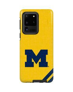 Michigan Large Logo Galaxy S20 Ultra 5G Pro Case