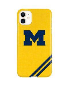 Michigan Large Logo iPhone 11 Lite Case