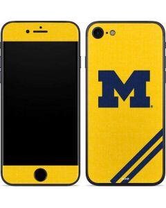 Michigan Large Logo iPhone SE Skin