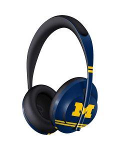 Michigan Logo Striped Bose Noise Cancelling Headphones 700 Skin