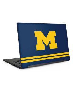 Michigan Logo Striped Dell Latitude Skin